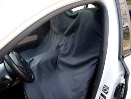 1800 Hooded Car Seat Cover