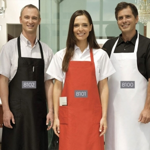 8100 Econo Apron – No Pockets