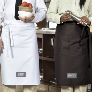 8190 Bistro Apron – With Pockets