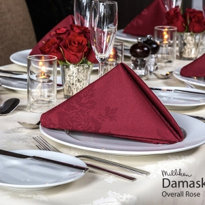 8335 Damask HD™ Overall Rose