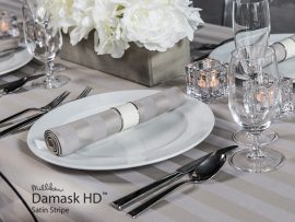 8336 Damask Satin Stripe