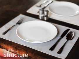 8362 Structure Placemats