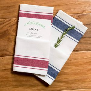 8386 Bistro Napkins 100% Cotton