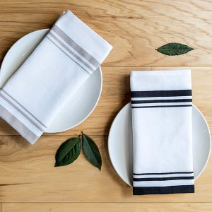 8387 Bistro Napkins 100% Cotton
