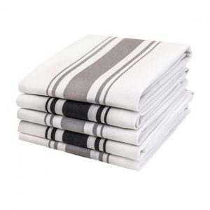 8389 Border Striped Kitchen Towel