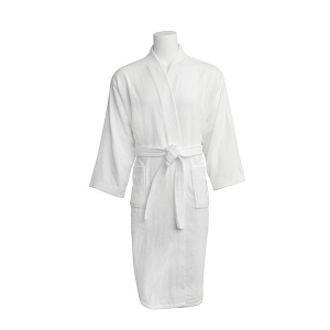 98305 Velour Bath Robe – NEW!